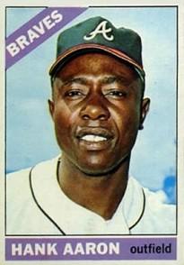 My Favorite Baseball Card - Topps 1966