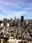 San Francisco from the Coit
