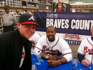 Sean Atkins and Jason Heyward